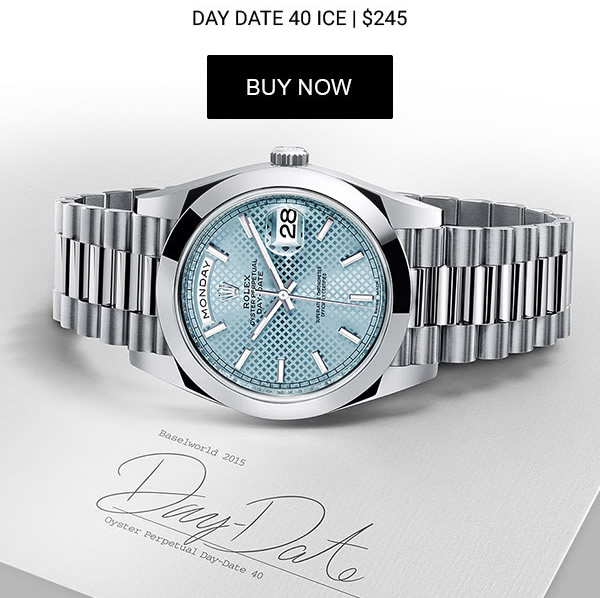 Rolex-Day-Date-40-Ice-Replica