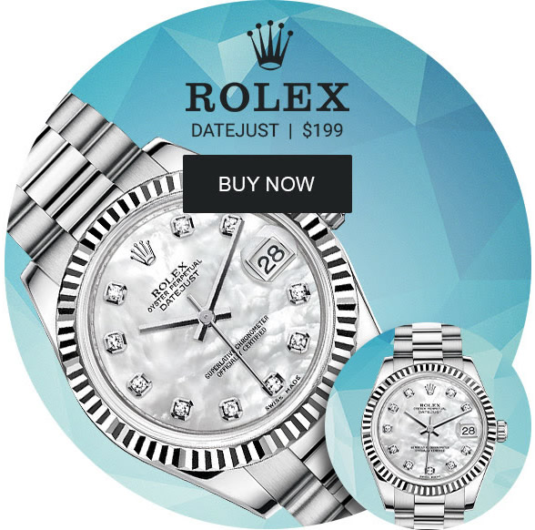Rolex Datejust 41mm Swiss Replica with ETA